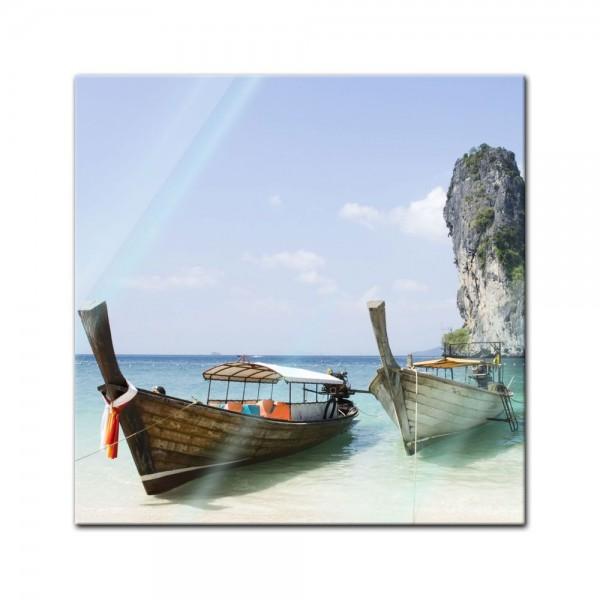 Glasbild - Ao Nang - Thailand