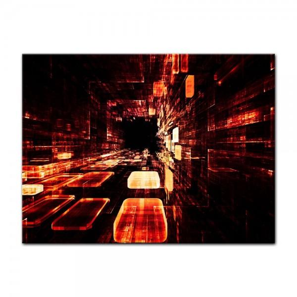 Leinwandbild - Abstrakte Kunst LII