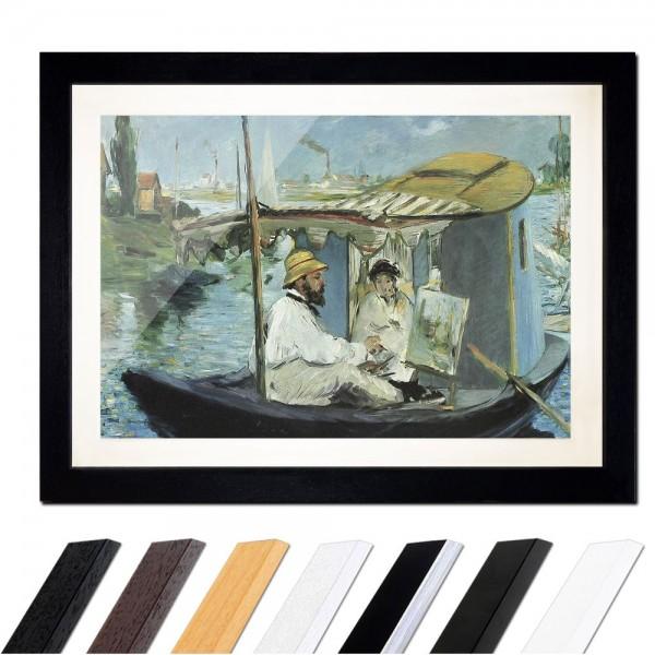 Édouard Manet - Die Barke