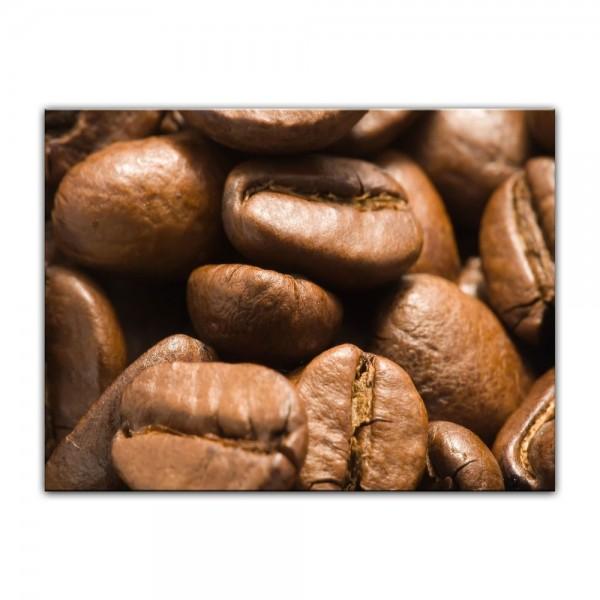 Leinwandbild - Kaffeebohnen