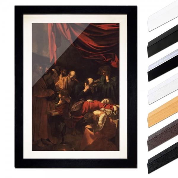 Caravaggio - Der Tod der Jungfrau Maria