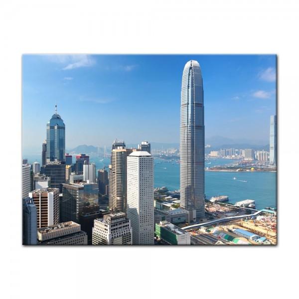 Leinwandbild - Hong Kong