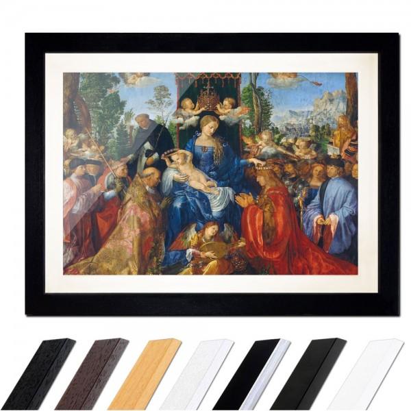 Albrecht Dürer - Rosenkranzfest - quer