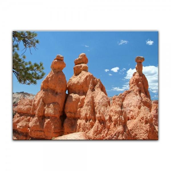 Leinwandbild - Bryce Canyon II
