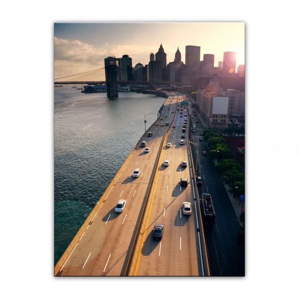 Leinwandbild - New York City