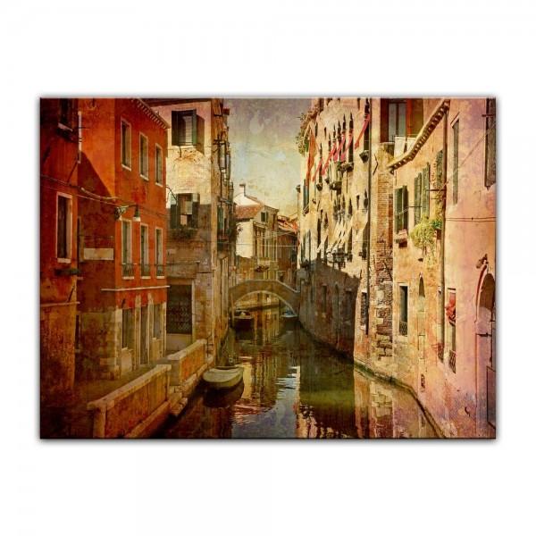 Leinwandbild - Venedig V