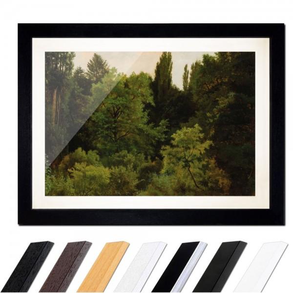 Albert Bierstadt - Deep in the Rockies