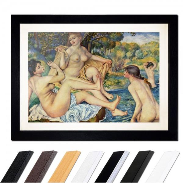Pierre-Auguste Renoir - Die großen Badenden