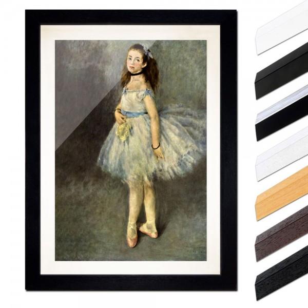 Pierre-Auguste Renoir - Die Balletttänzerin