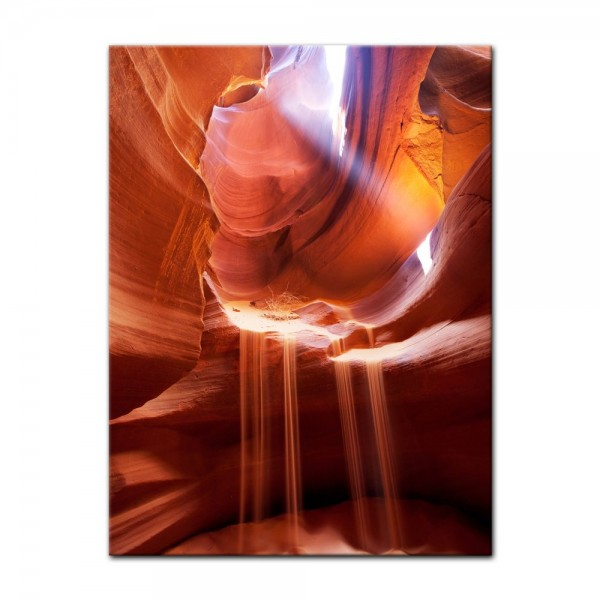 Leinwandbild - Antelope Canyon IV - Arizona USA