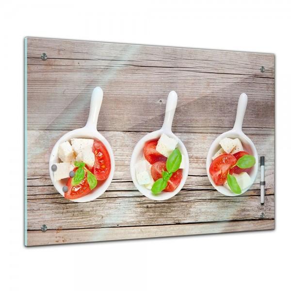 Memoboard - Essen & Trinken - Italienischer Salat