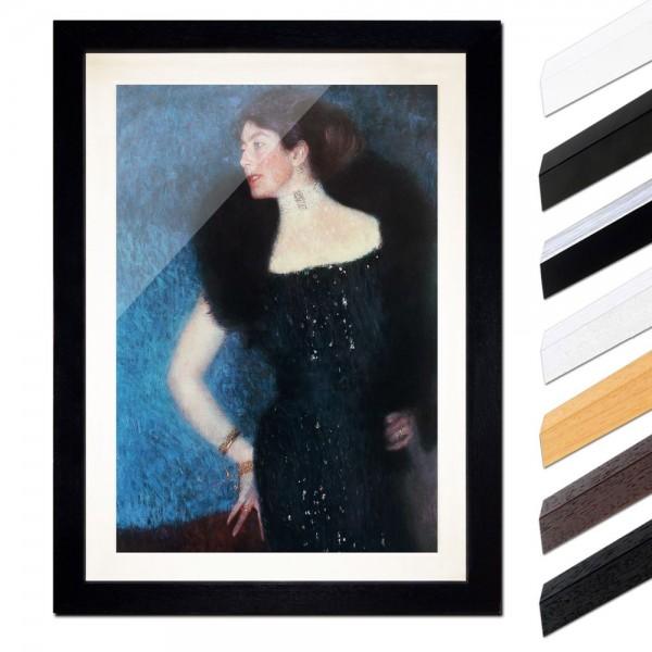 Gustav Klimt - Porträt der Rose von Rosthorn - Friedmann