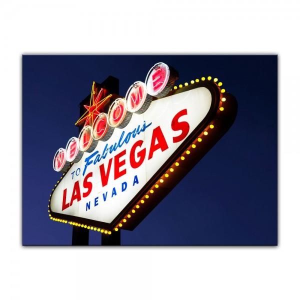 Leinwandbild - Las Vegas