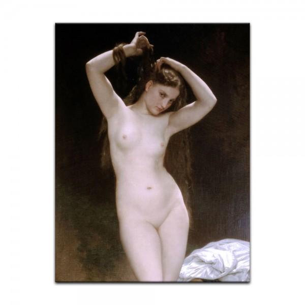 Leinwandbild - William-Adolphe Bouguereau - Badende