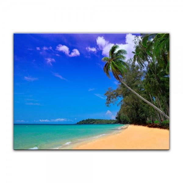 Leinwandbild - Perfect Beach