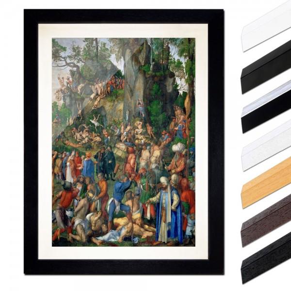 Albrecht Dürer - Marter der zehntausend Christen