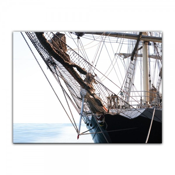 Leinwandbild - Segelschiff