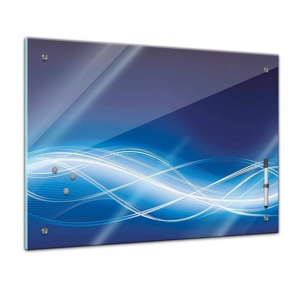 Memoboard - Textur & Hintergrund - Grafik blau