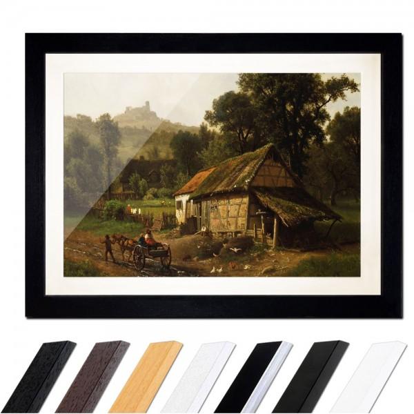 Albert Bierstadt - In the Foothills