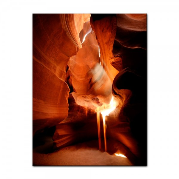 Leinwandbild - Antelope Canyon I - Arizona USA