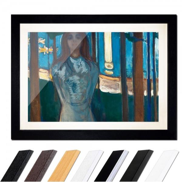 Edvard Munch - The Voice, Summer Night