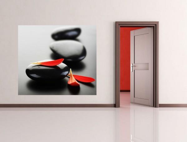 Fototapete - Zen Steine XIV