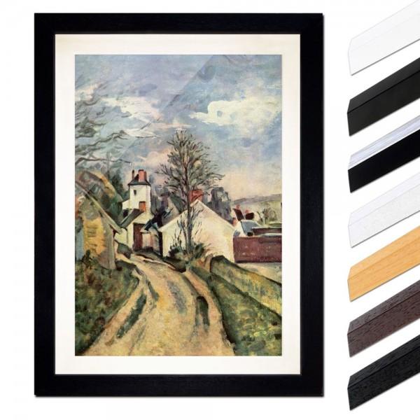 Paul Cézanne - Das Haus von Dr. Gachet