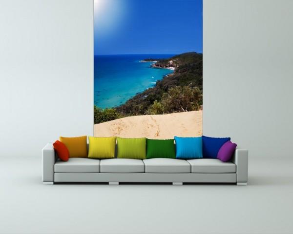 Fototapete Oasis Island Paradise - Australien
