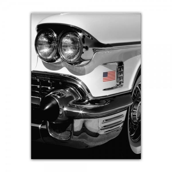 Leinwandbild - Classic American