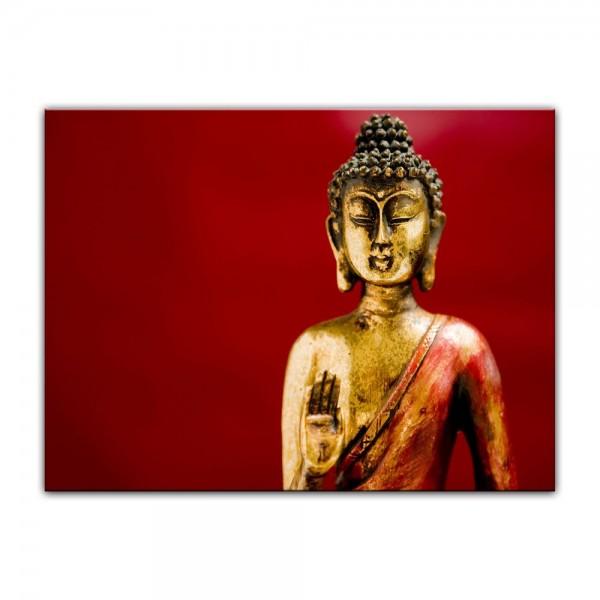 Leinwandbild - Buddha III