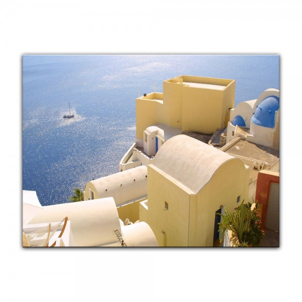 Leinwandbild - Santorini - Griechenland III