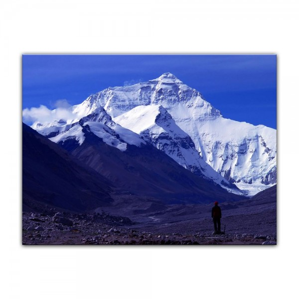 Leinwandbild - Mount Everest
