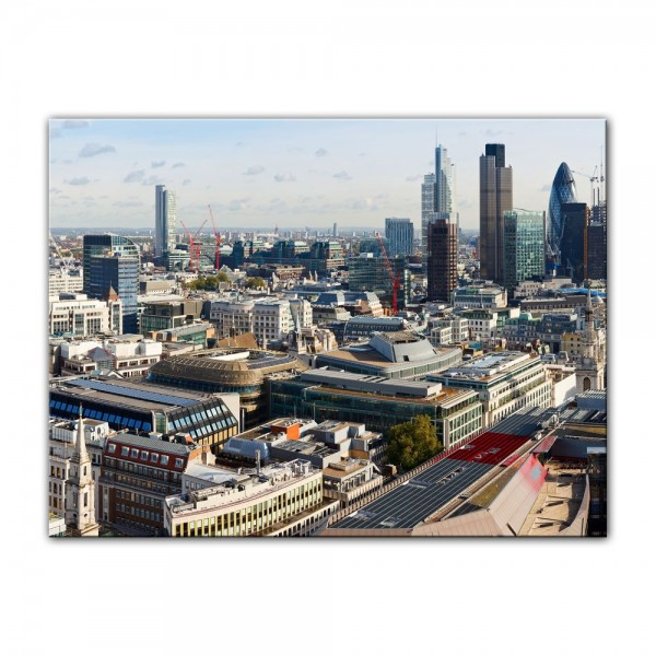 Leinwandbild - London Panorama