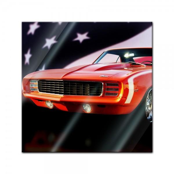 Glasbild - Chevrolet Camaro