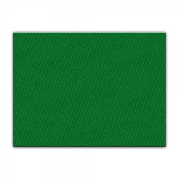 bemalbare Leinwand in grün - Rechteck