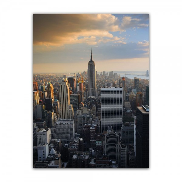 Leinwandbild - New York City II