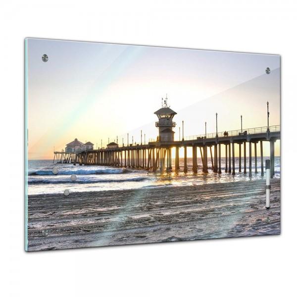 Memoboard - Landschaft - Huntington Beach