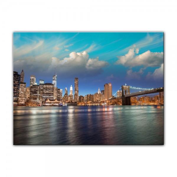 Leinwandbild - New York VI