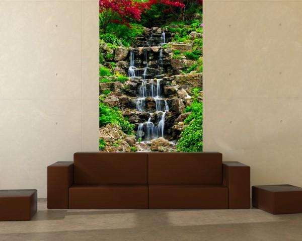 Fototapete - Wasserfall 2