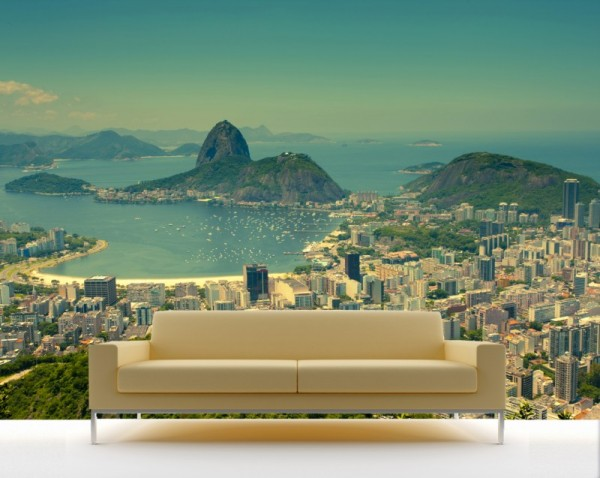 Fototapete Rio de Janeiro - Zuckerhut
