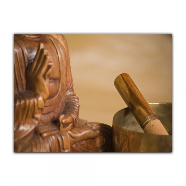 Leinwandbild - Buddha II