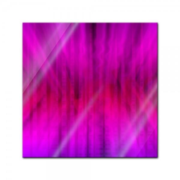 Glasbild - Abstrakte Kunst XXI