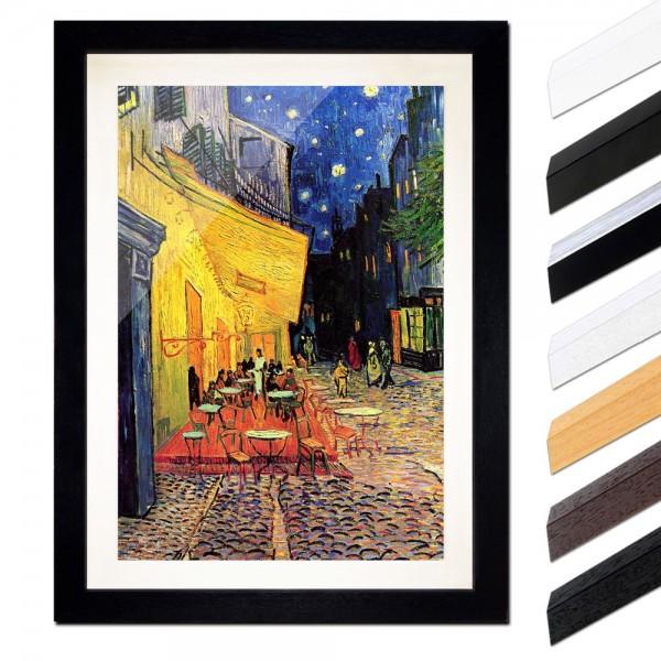 Vincent van Gogh - Caféterrasse am Abend