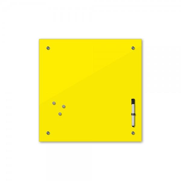 Memoboard - gelb - 24 Farben