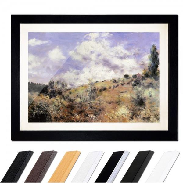 Pierre-Auguste Renoir - Starker Wind