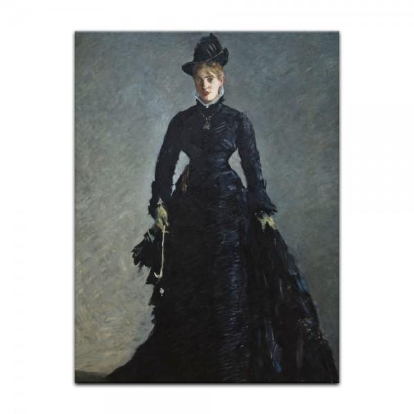 Leinwandbild - Édouard Manet - Pariserin