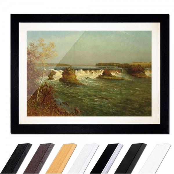 Albert Bierstadt - The Falls of Saint Anthony