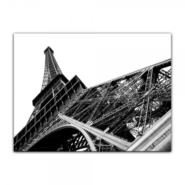Leinwandbild - Pariser Eiffelturm