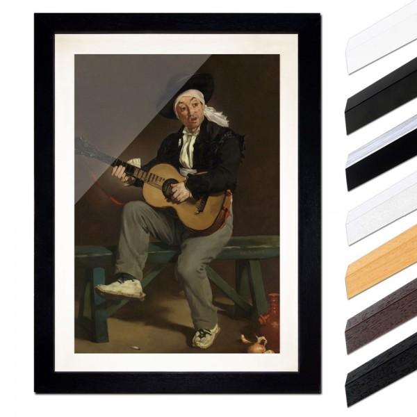 Édouard Manet - Der spanische Sänger