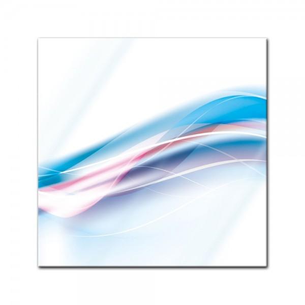 Glasbild - Abstrakte Kunst XXIX